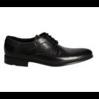 Lloyd Lador fekete alkalmi férfi cipő