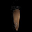 Gabor fekete éktalpú cipő