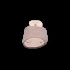 Gabor csillogó rose papucs