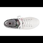 Högl fehér sneaker különleges mintával