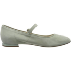 Högl zöld balerina cipő