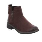 Josef Seibel barna női magasított cipő