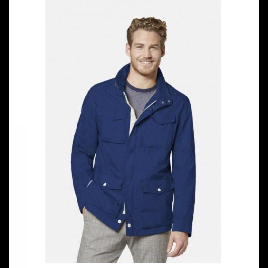 Bugatti marine blue field jacket tavaszi dzseki