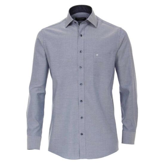 Casa Moda kékesszürke hosszú ujjú ing