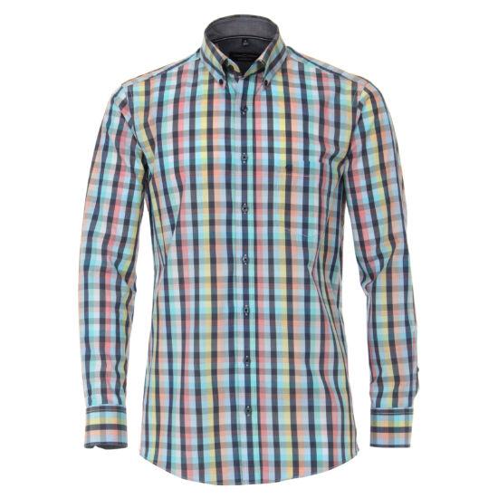 Casa Moda kockás hosszú ujjú ing