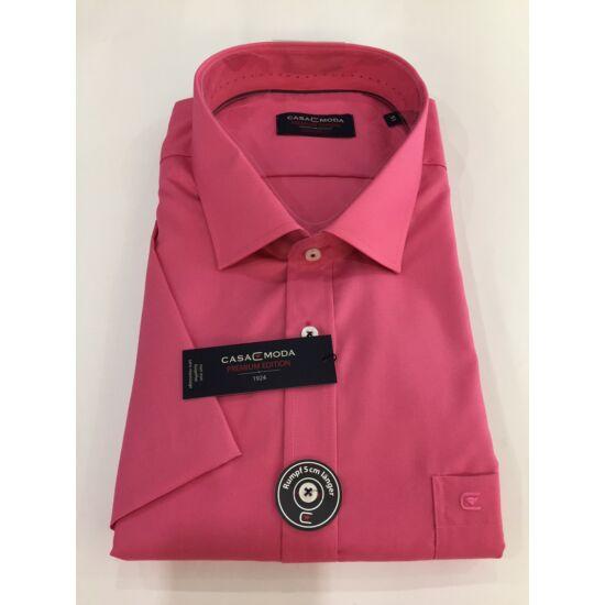 Casa Moda pink rövid ujjú ing