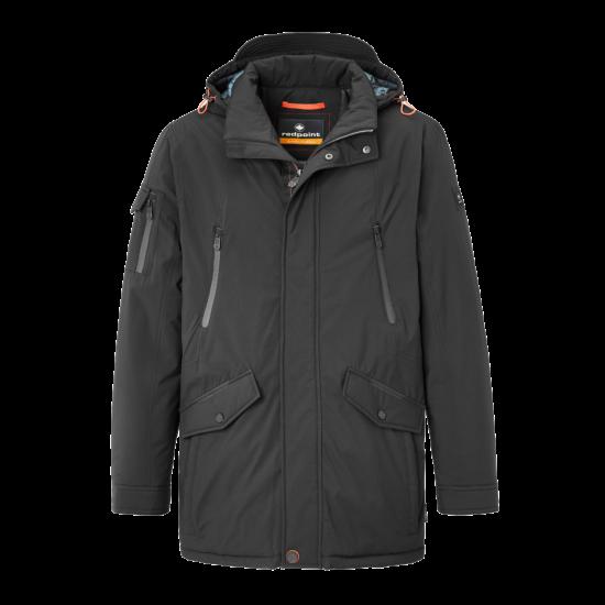 Redpoint Darvin fekete kabát