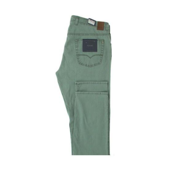Pionier Thomas világos zöld nyári farmer nadrág