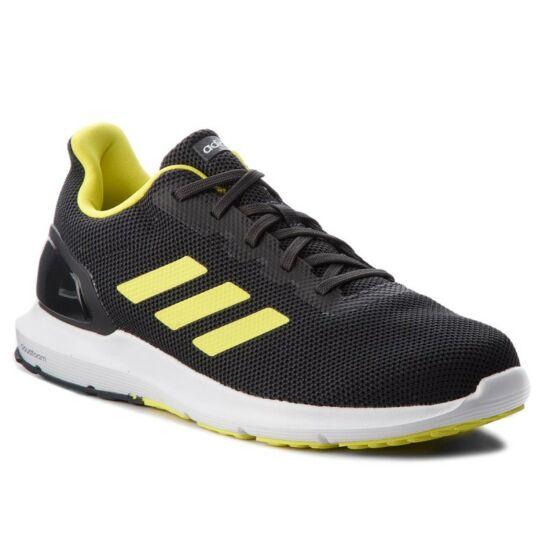 Adidas Cosmic 2 fekete  futócipő CF talppal