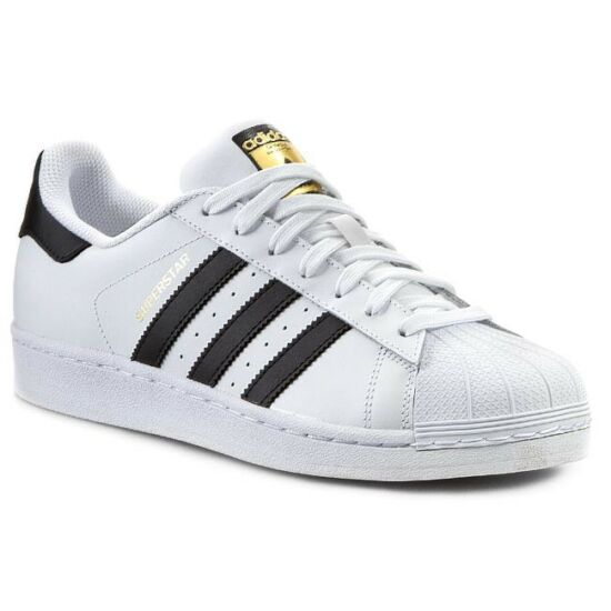 Adidas Superstar Originals fehér utcai cipő