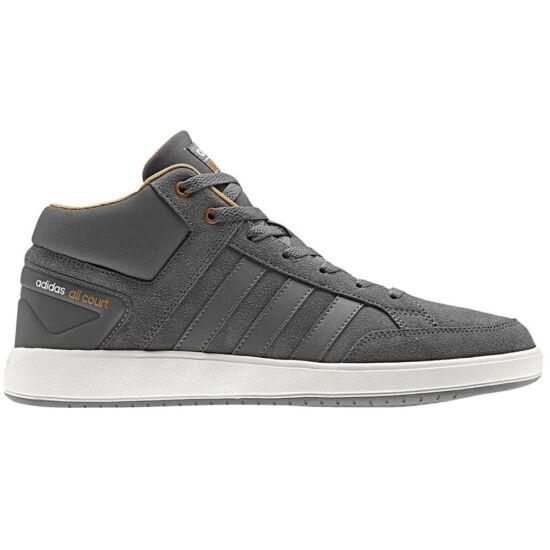 ca64bf56ff Adidas CF All Court Mid szürke magas szárú cipő - 49 1/3 - Óriás ...