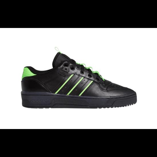 Adidas Rivalry Low Solar Green