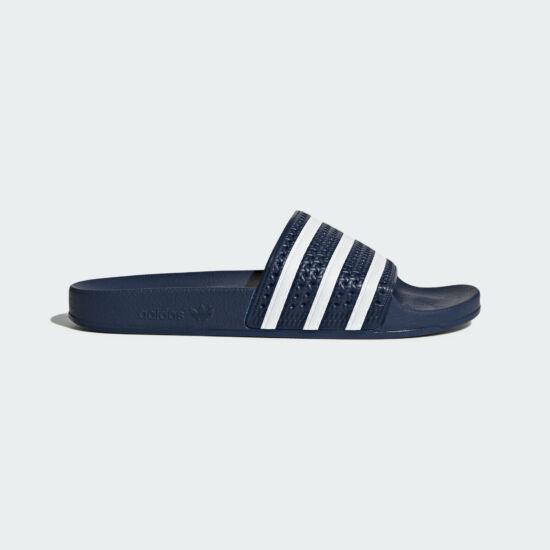 Adidas Adilette sötétkék papucs