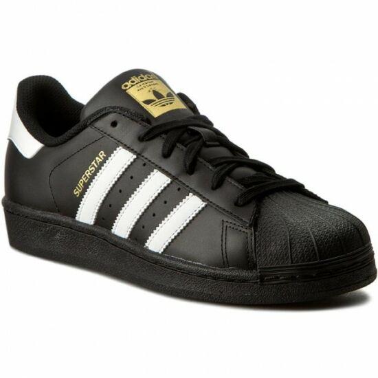 Adidas Superstar Foundation fekete utcai edzőcipő - 48 2 3 - Óriás ... 8f0f765df1