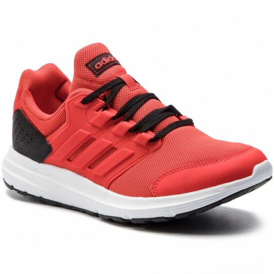 Adidas Galaxy 4 piros sport cipő
