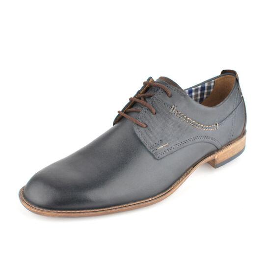 Fretz Men sötétkék alkalmi cipő
