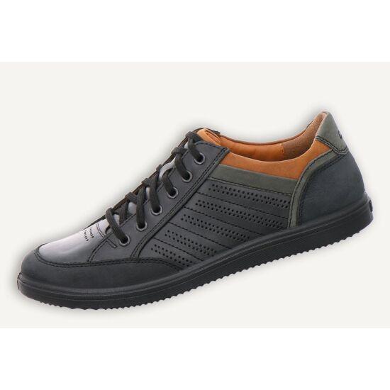 Jomos fekete férfi cipő - 49 - Óriás-Shop nagyméretű férfi ruhák és ... 377d2de8be