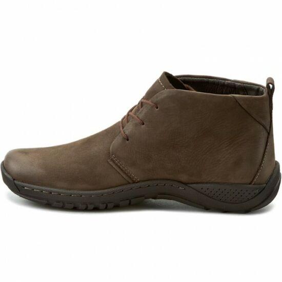 Josef Seibel barna férfi magas szárú cipő