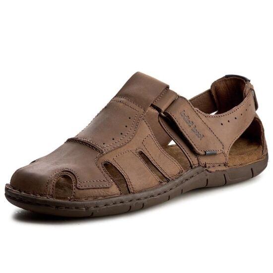Josef Seibel barna lyukacsos férfi cipő