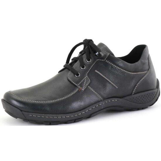 Josef Seibel fekete férfi cipő