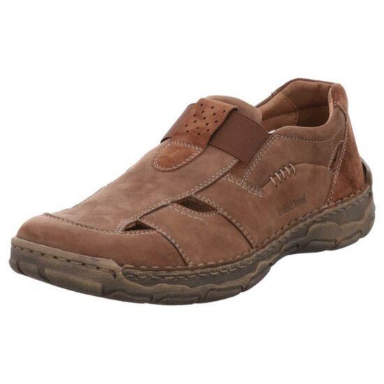 Josef Seibel Dominic barna lyukacsos férfi cipő