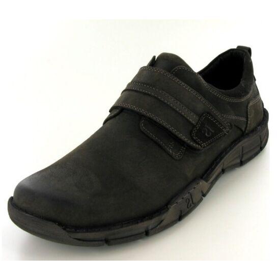 Josef Seibel sötétbarna férfi cipő - 49 - Óriás-Shop nagyméretű ... c300ae6397