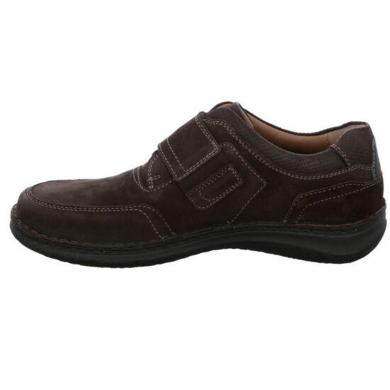 Josef Seibel tépőzáras barna férfi cipő K szélesség - 49 - Óriás ... 5f1a51a941