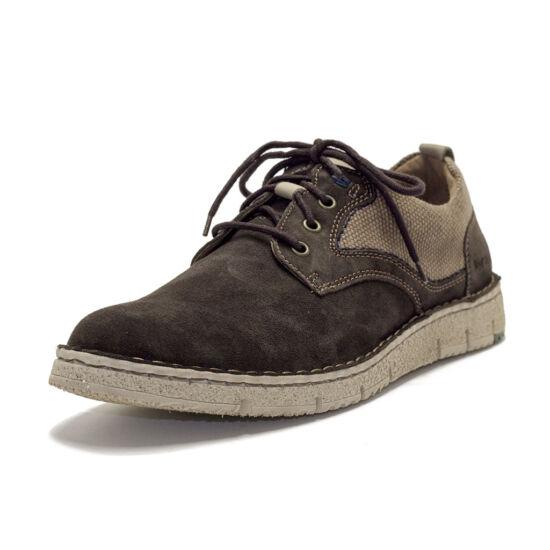 Josef Seibel velúr férfi cipő