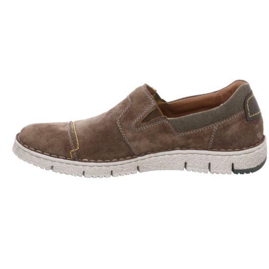 Josef Seibel barna bebújós férfi cipő
