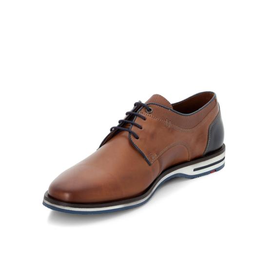 Lloyd Diego konyakbarna férfi cipő