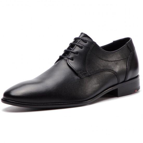 Lloyd Manon fekete alkalmi férfi cipő