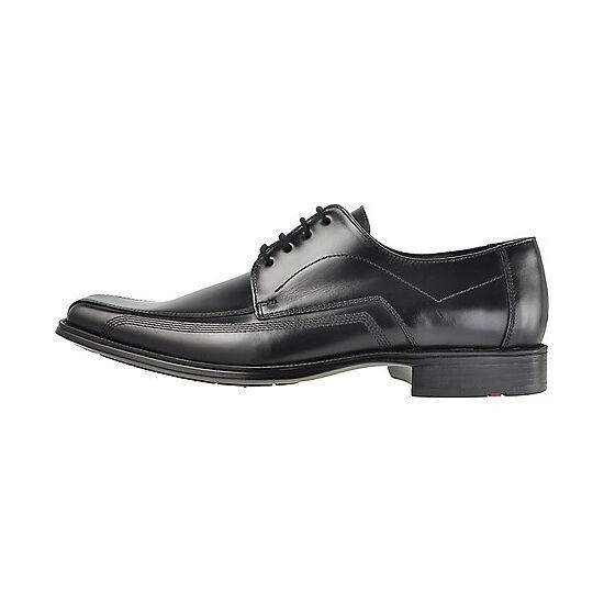 Lloyd Dagan fekete alkalmi férfi cipő