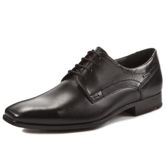 Lloyd Vaduz fekete alkalmi férfi cipő