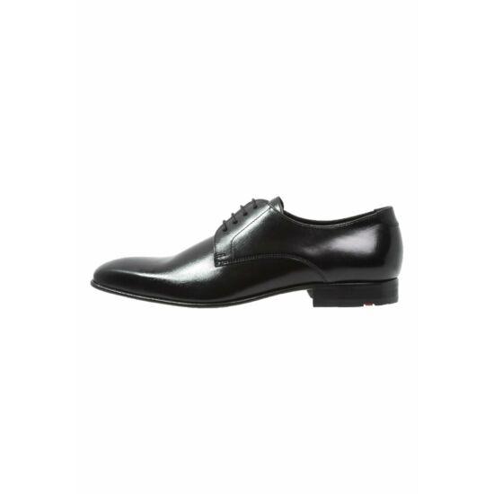 Lloyd Rapid fekete alkalmi férfi cipő