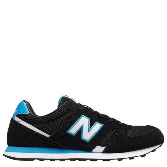 New Balance fekete-kék sportcipő