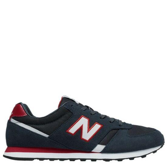 New Balance fekete-piros sportcipő