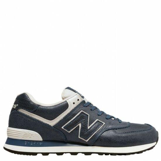 New Balance sötétkék bőr sportcipő - 47 1 2 - Óriás-Shop nagyméretű ... 345219cd21
