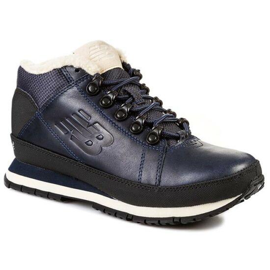 New Balance sötétkék bélelt magas szárú cipő
