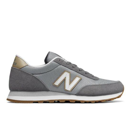 New Balance szürke sportcipő