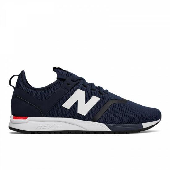 New Balance sötétkék sportcipő