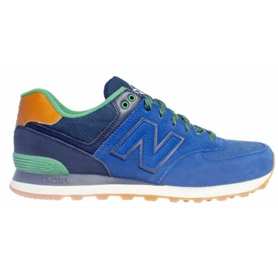 New Balance kék-színes sportcipő