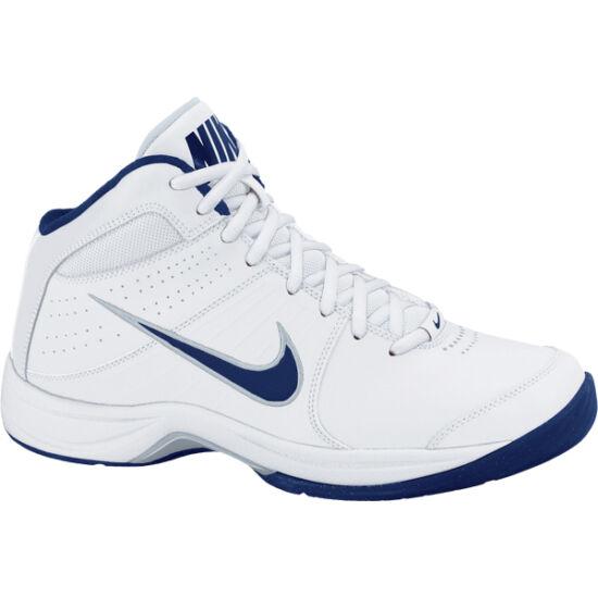 NIKE THE OVERPLAY VI BASKETBALL SHOES fehér utcai kosárlabda cipő