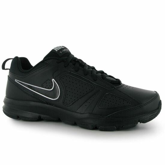 Nike Men T Lite XI fekete utcai edzőcipő