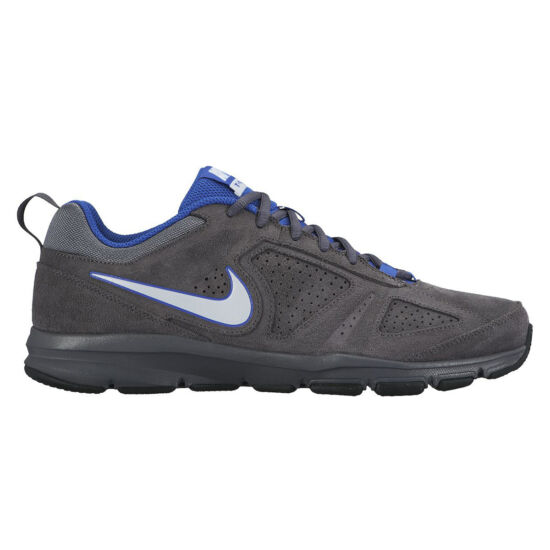 Nike T Lite NBK graffitszürke utcai edzőcipő