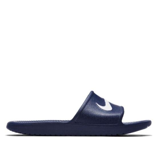 Nike Kawa Shower Slide sötétkék papucs