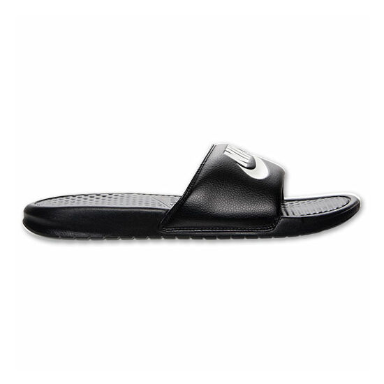 uk availability 9344f 661fd Nike Benassi JDI fekete papucs