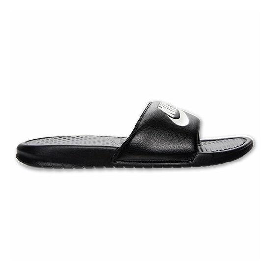 Nike Benassi JDI fekete papucs