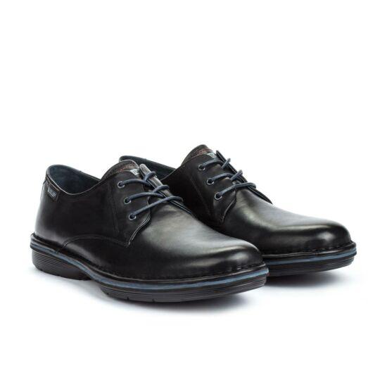 Pikolinos LUGO fekete cipő - 49 - Óriás-Shop nagyméretű férfi ruhák ... e55e1fc4f0