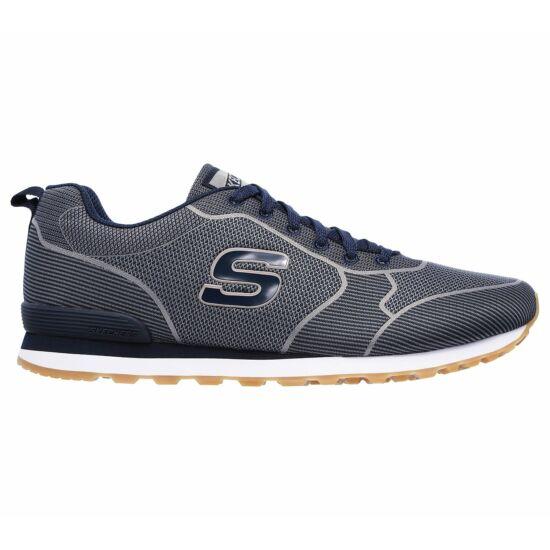 Skechers kék sportos utcai cipő