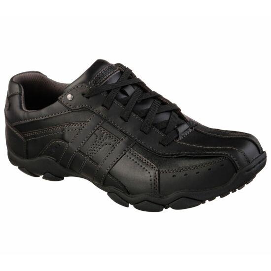 Skechers Murillo fekete férfi cipő